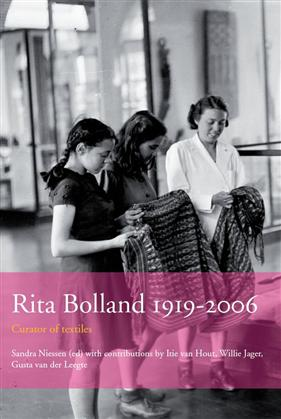 Rita Bolland (1919-2006): Curator of Textiles - cover